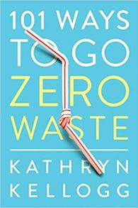 Book cover 101 Ways to Go Zero Waste