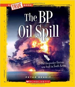 The BP Oil Spill book cover