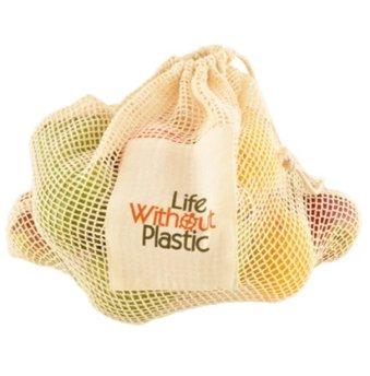 Cloth mesh produce bags