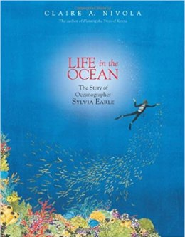 Life in the Ocean: The Story of Oceanographer Sylvia Earle book cover