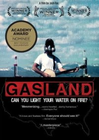 Gasland cover art