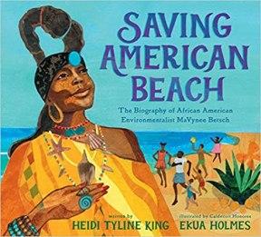 Saving American Beach book cover