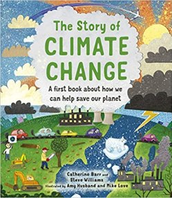 The Story of Climate Change book cover