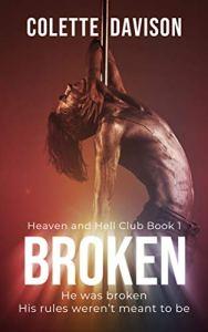 Broken By Colette Davison