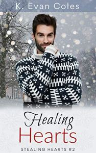 Book Cover: Healing Hearts