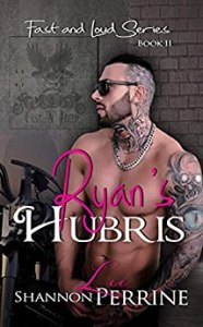 Book Cover: Ryan's Hubris
