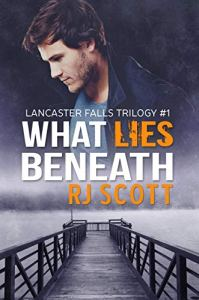 Book Cover: What Lies Beneath