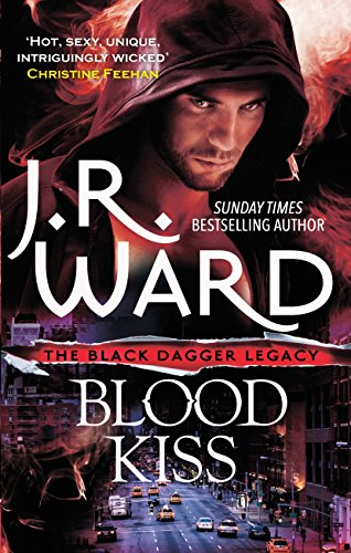 Blood Kiss - J R Ward