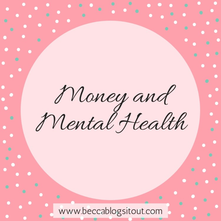 Money and mental health