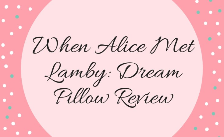 Dream Pillow Review