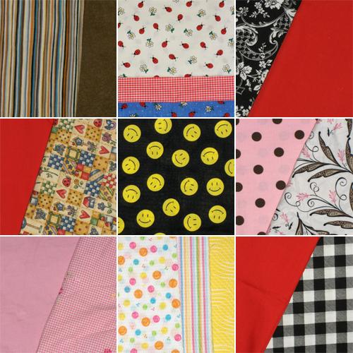 New Bag Fabrics | BeccaBug.com