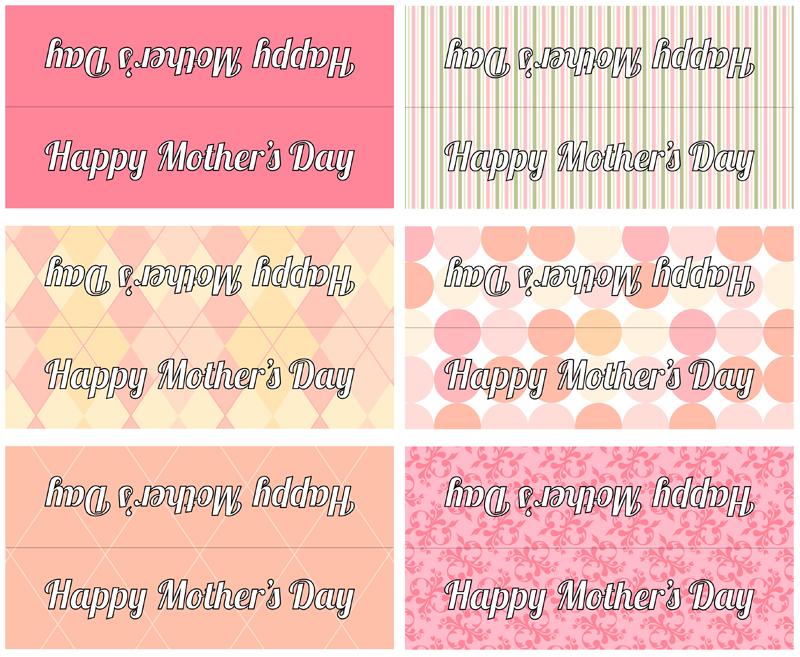 Mother's Day Bag Topper | BeccaBug.com
