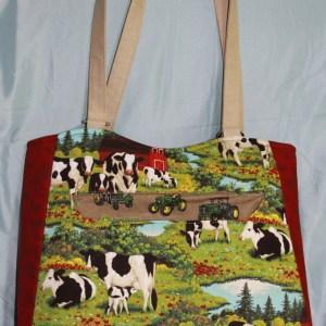 The Dairy Maid - Swoon Alice Tote Bag | Beccabug.com