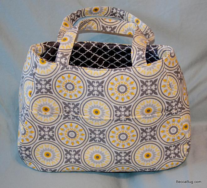Grey and Yellow - Swoon Ethel | BeccaBug.com