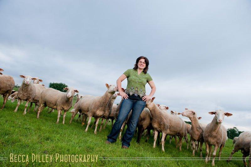 Brenda Jensen Wisconsin artisan cheesemakers editorial portraits
