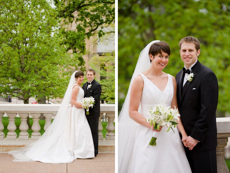 Grace Episcopal Church Wedding Madison Wi