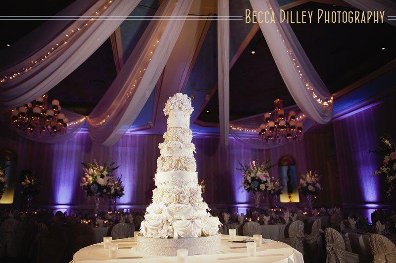 St Paul hotel wedding mn wedding cake
