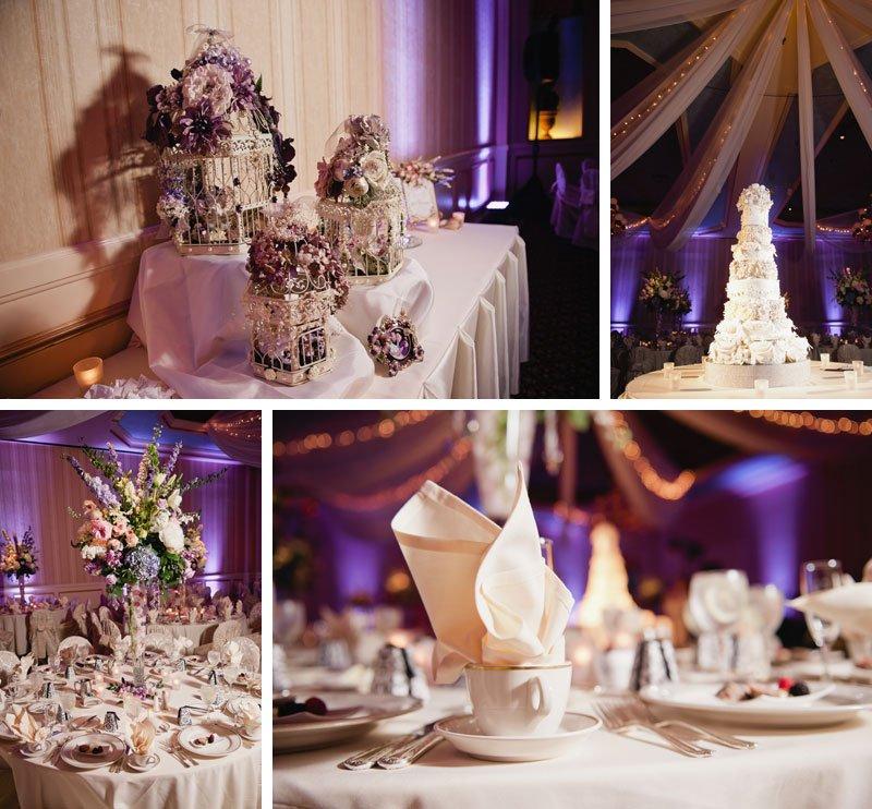 St Paul hotel wedding mn reception
