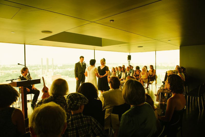 Guthrie theater wedding