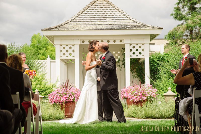 Allen Centennial Gardens wedding in madison wi