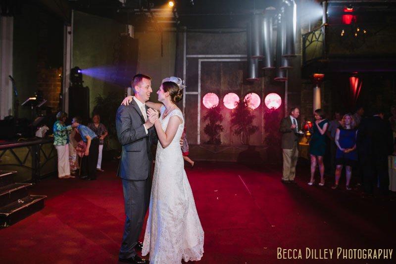 first dance varsity theater minneapolis wedding