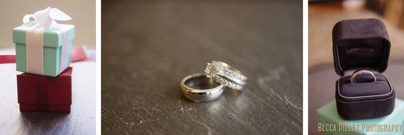 wedding rings at Bethlehem Lutheran Church wedding minneapolis mn
