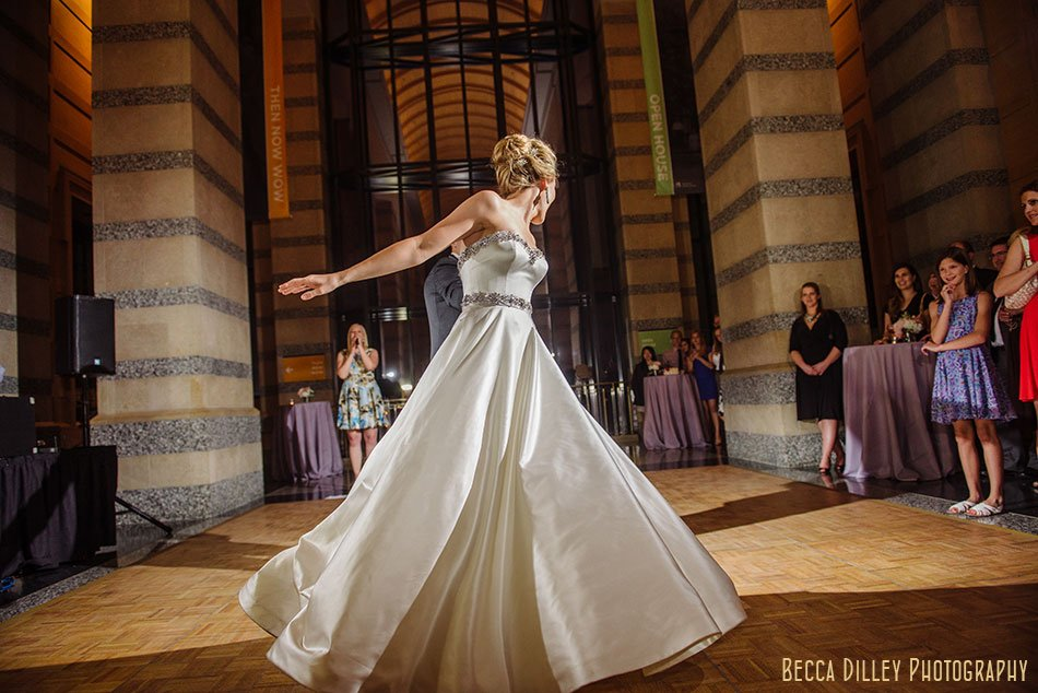 first dance at minnsota history center
