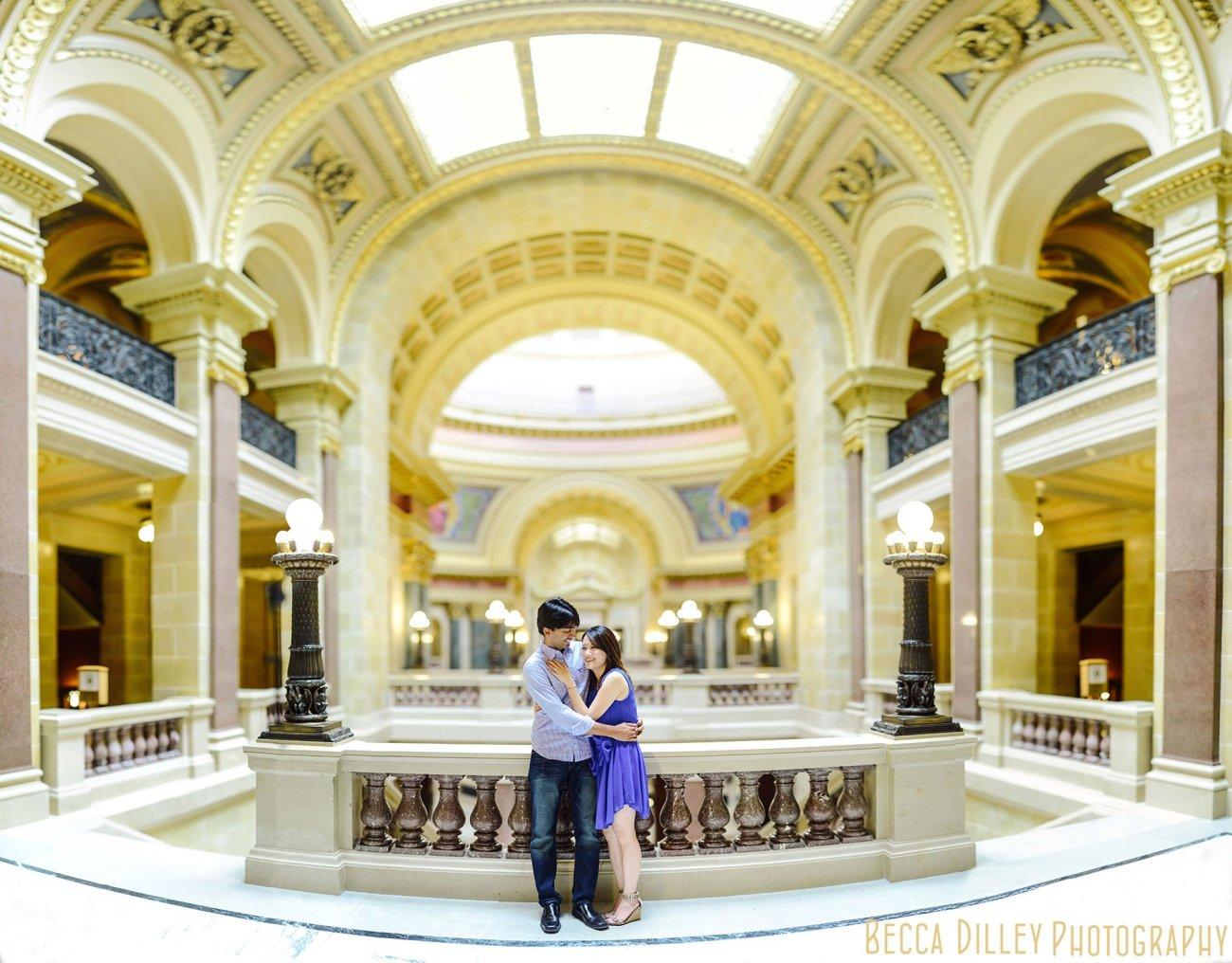 best engagement photos Madison WI