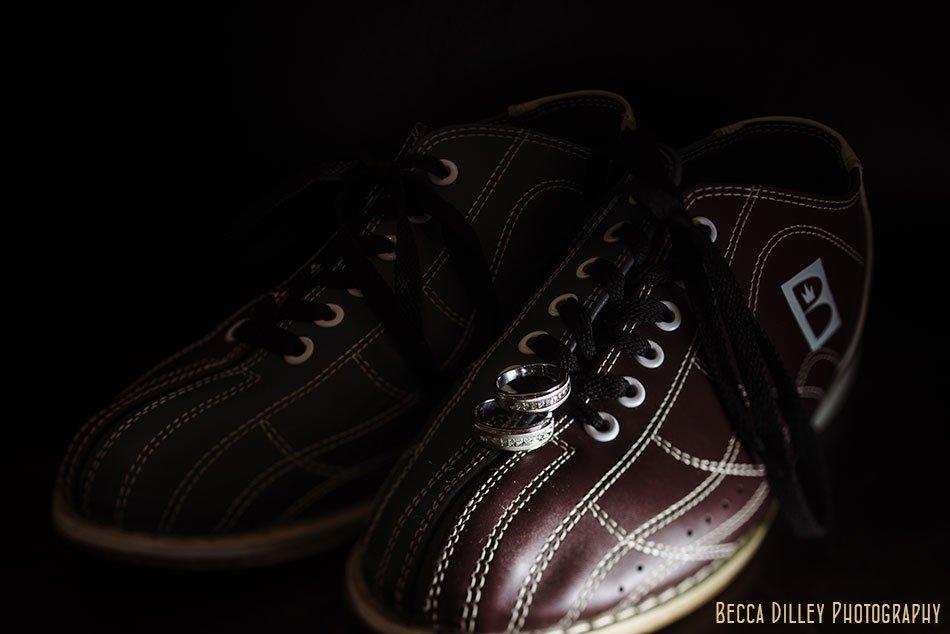 rings on bowling shoes minneapolis same sex wedding pinstripes mn