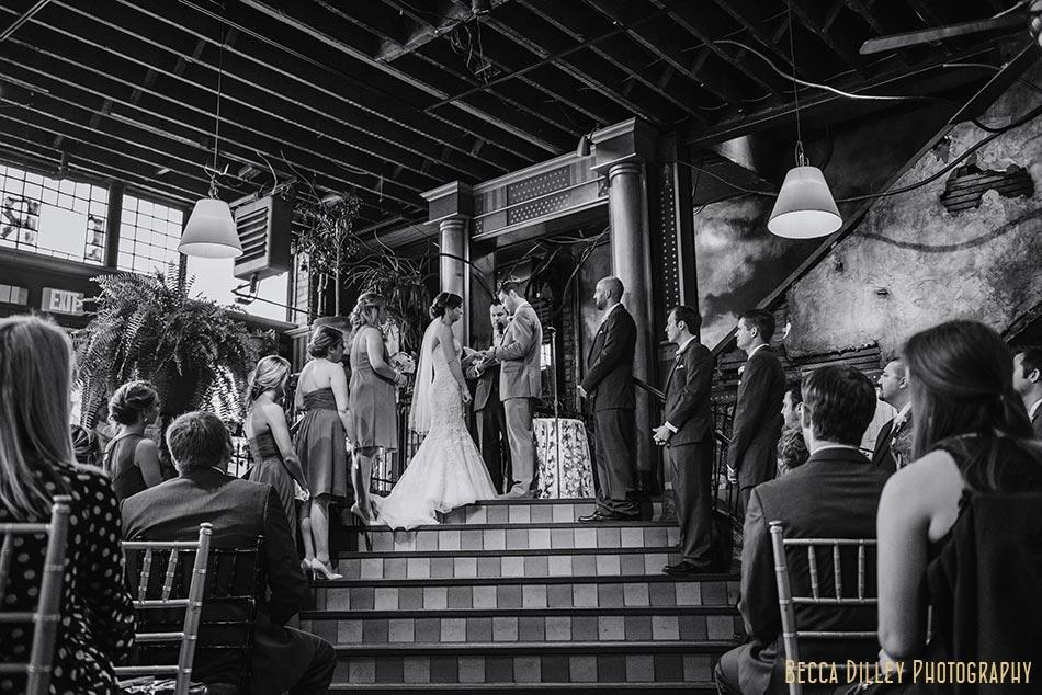 loring pasta bar ceremony minneapolis wedding photographer varsity theater april mn