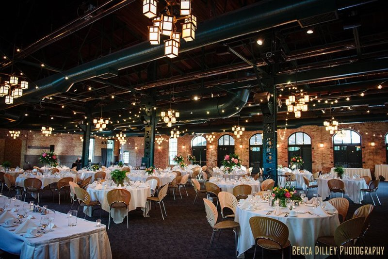 Nicollet Island Pavilion Wedding Minneapolis