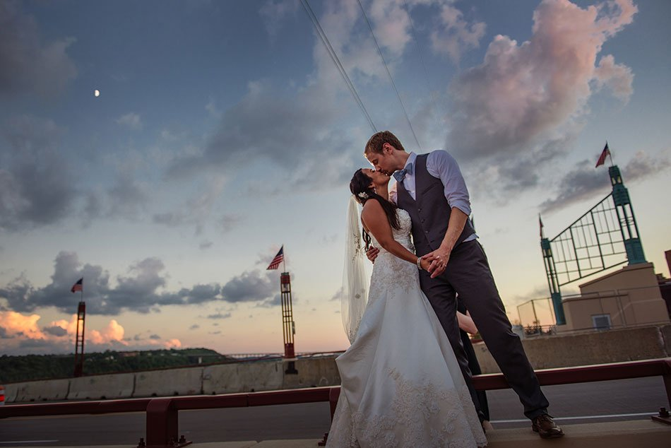 st paul mn downtown hotel wedding