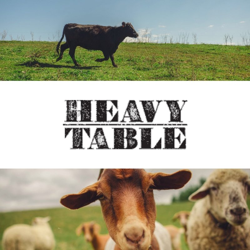 founding photographer of The Heavy Table