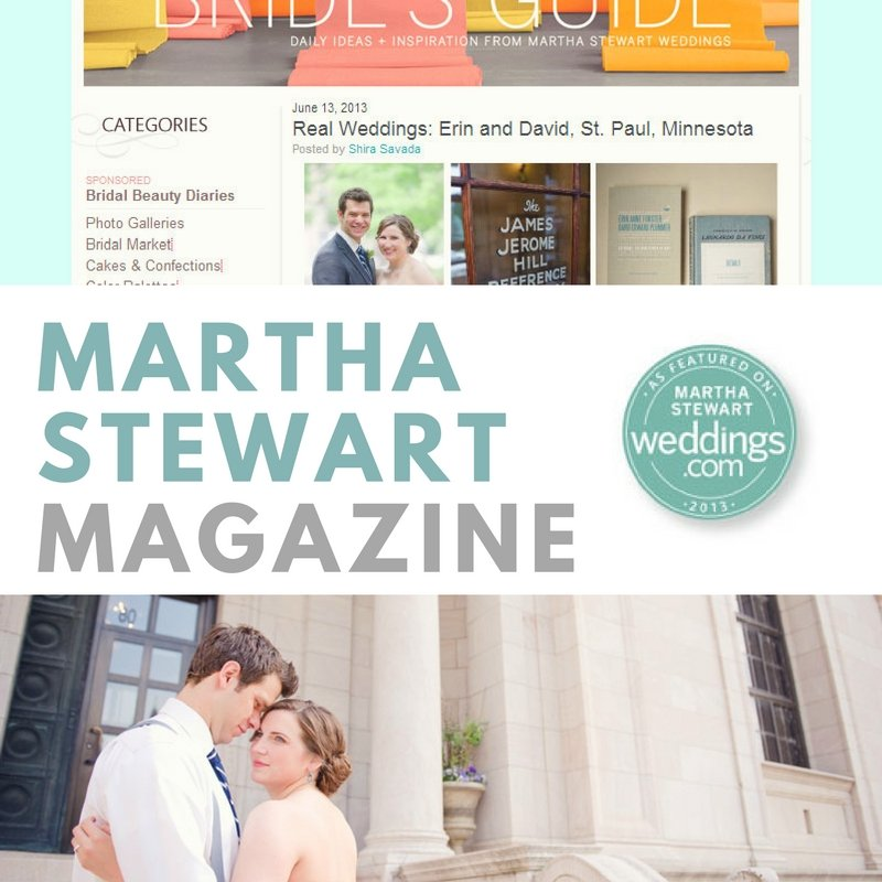 featured in Martha Stewart Magazine Online