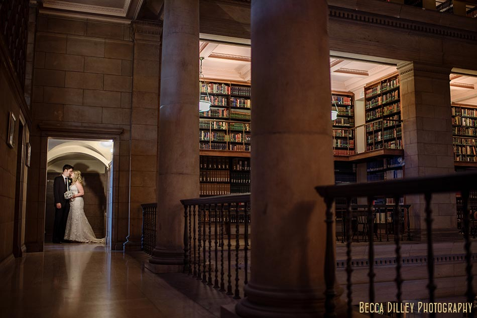 comfortable wedding photography bride and groom in nook james j hill library wedding st paul mn photographer