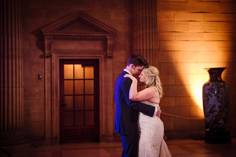 comfortable wedding photography bride and groom dance james j hill library wedding st paul mn photographer