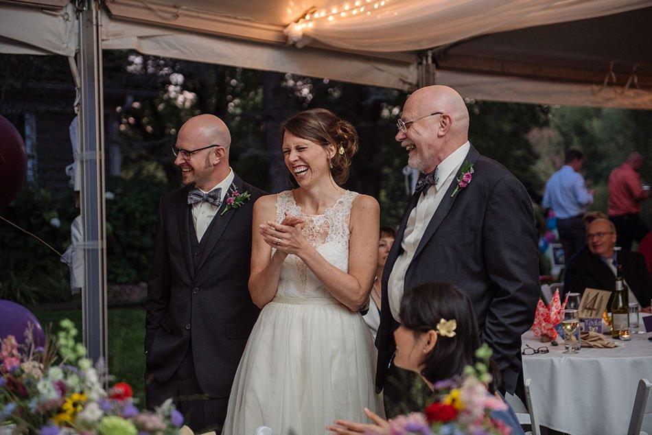 White Bear Lake Backyard Wedding