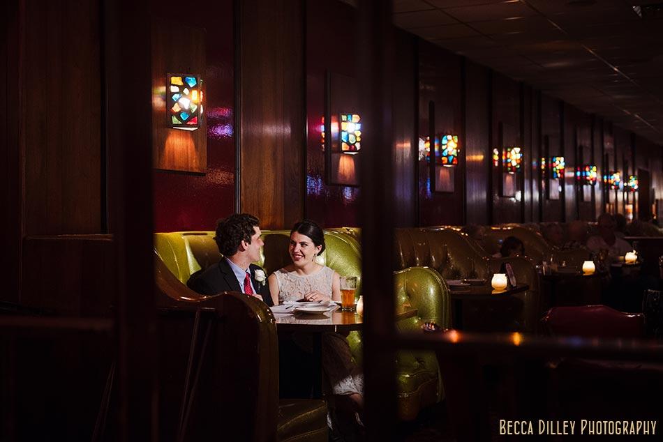 Nyes restaurant wedding photos minneapolis