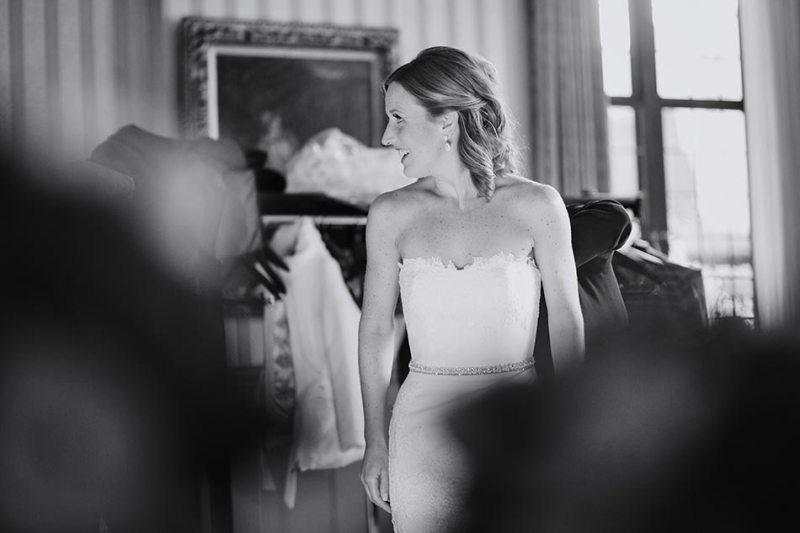 bride getting ready Wedding at Minneapolis Club