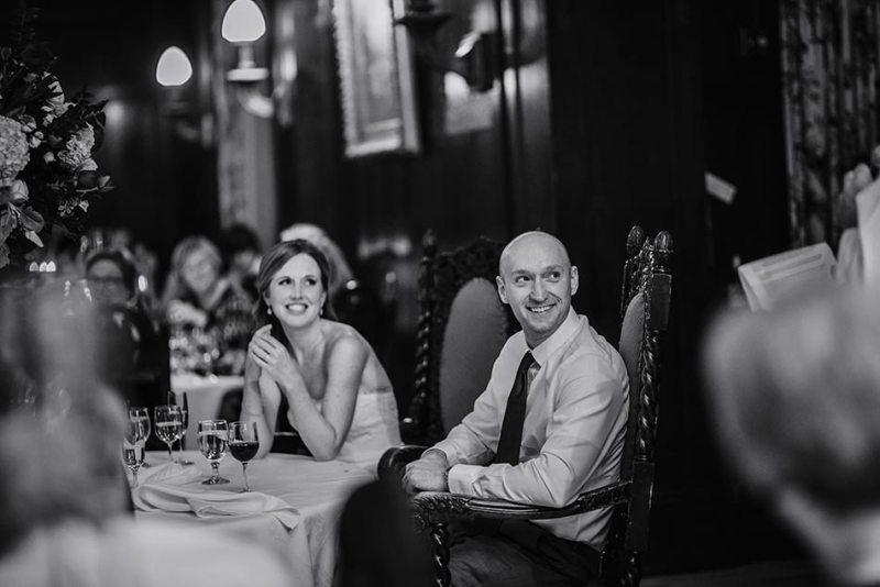 speeches Wedding at Minneapolis Club