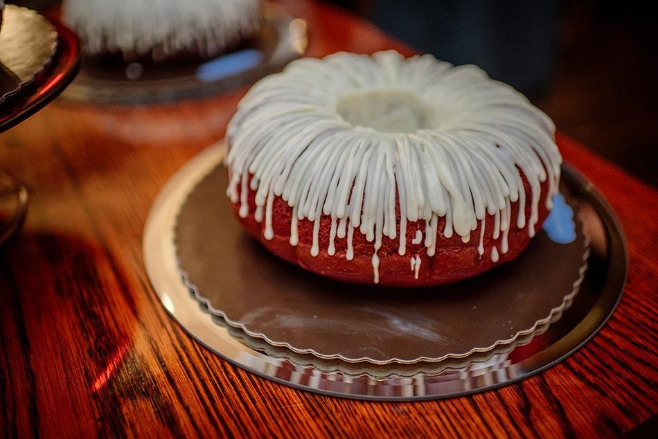 bundt cakes Wedding at Minneapolis Club