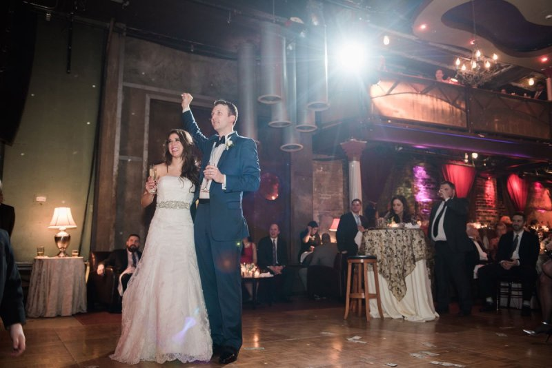 fun minneapolis wedding at greek orthodox church and varsity theaterfun minneapolis wedding at varsity theater