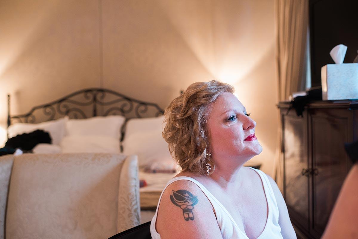 Minneapolis winter Aster Cafe Small Wedding