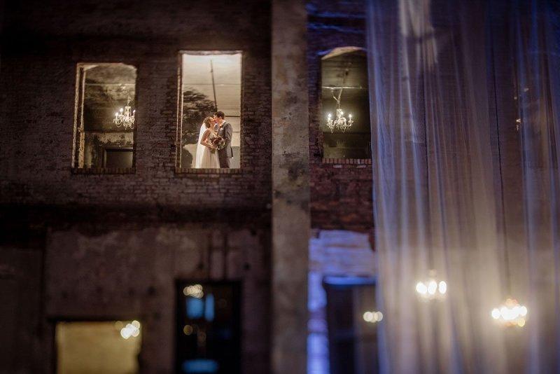 dark Aria Winter Wedding Minneapolis