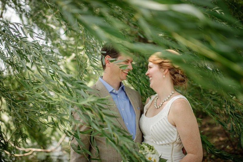 Twin Cities backyard wedding