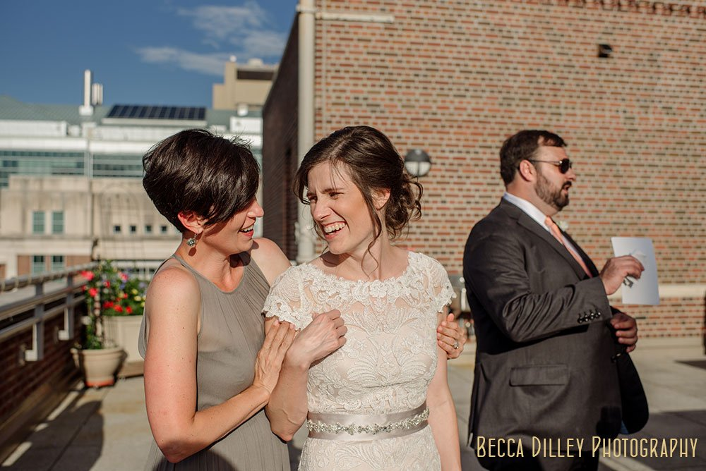 Minneapolis Campus Club Wedding