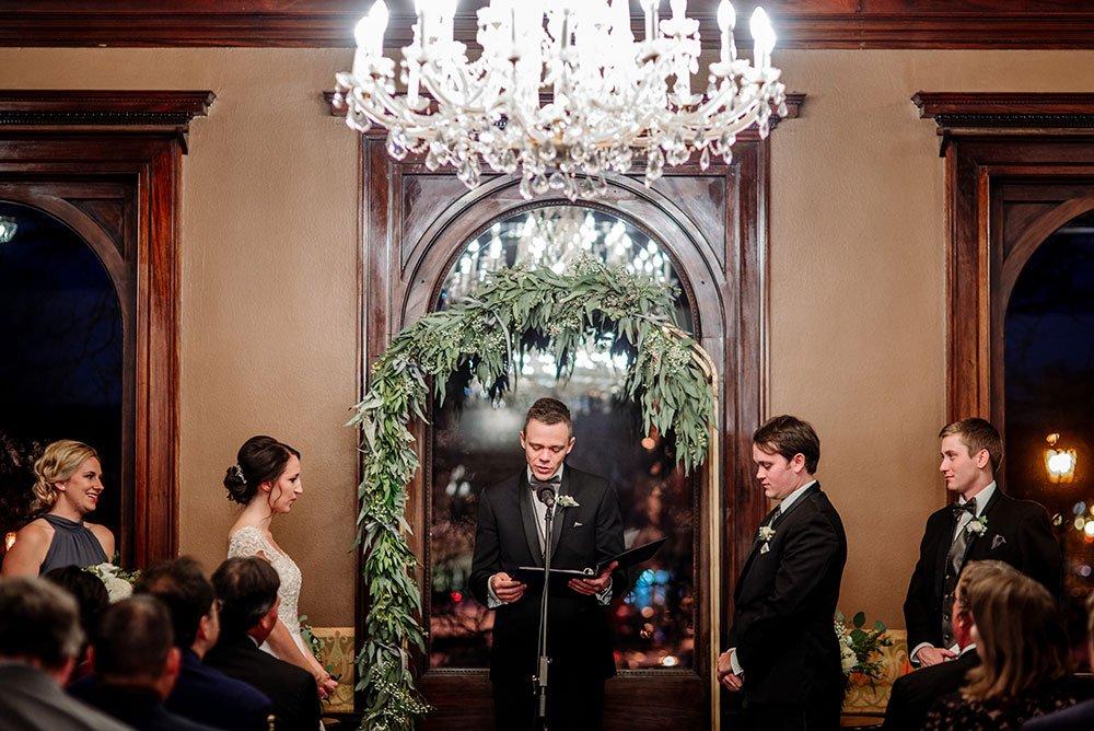 Semple Mansion Wedding Minneapolis