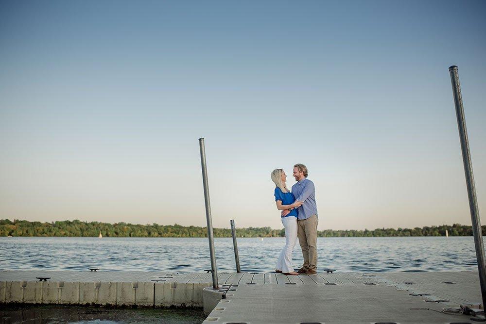 Minneapolis Parks for your engagement photos