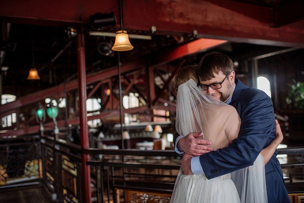 Loring Restaurant Wedding