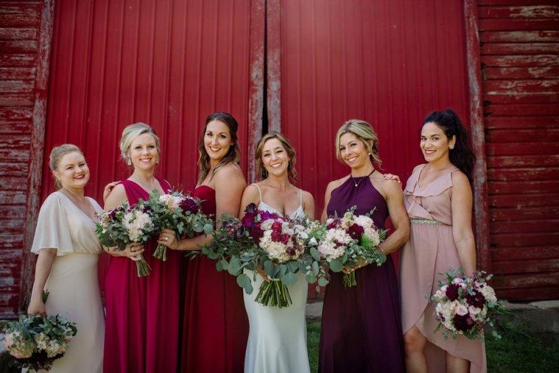 Hidden Meadow Barn Wedding